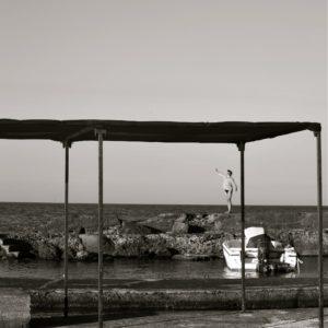 "Fabienne Alliou-lucas, Photographie Littoral Italien,Sicile 2017. Série de l'Expo ""Italia"""
