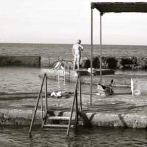"Fabienne Alliou-lucas, Photographie Littoral Italien,Sicile,2017. Série de l'Expo ""Italia"""