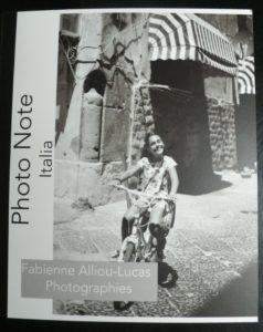 Photographies en noir et blanc sur l'Italie