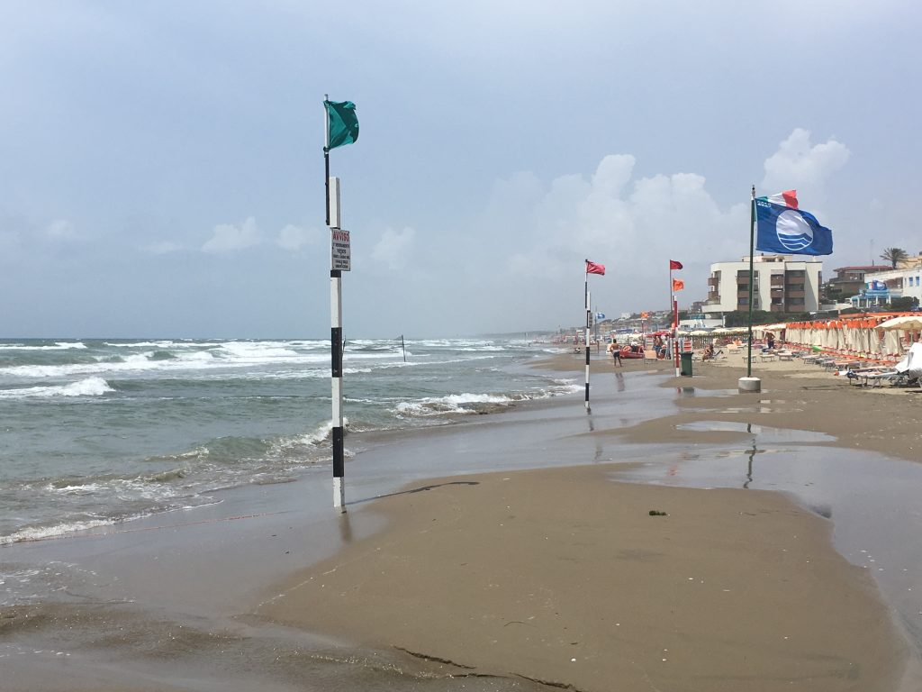 2019,ITALIE,Littoral,Toscane, Bord de mer @fabienneallioulucas