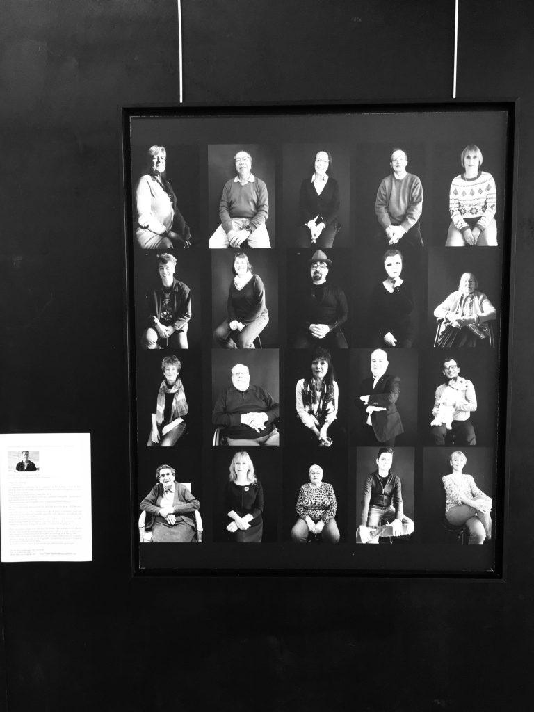 Exposition #LIfe ,chapelle de l'hôpital, Pornic, Fabienne Alliou lucas, projet photographique #Love Pornic 2019, portraits