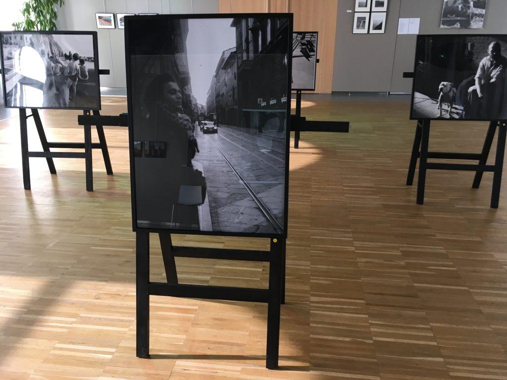 Prefailles, Exposition Italia , 2019