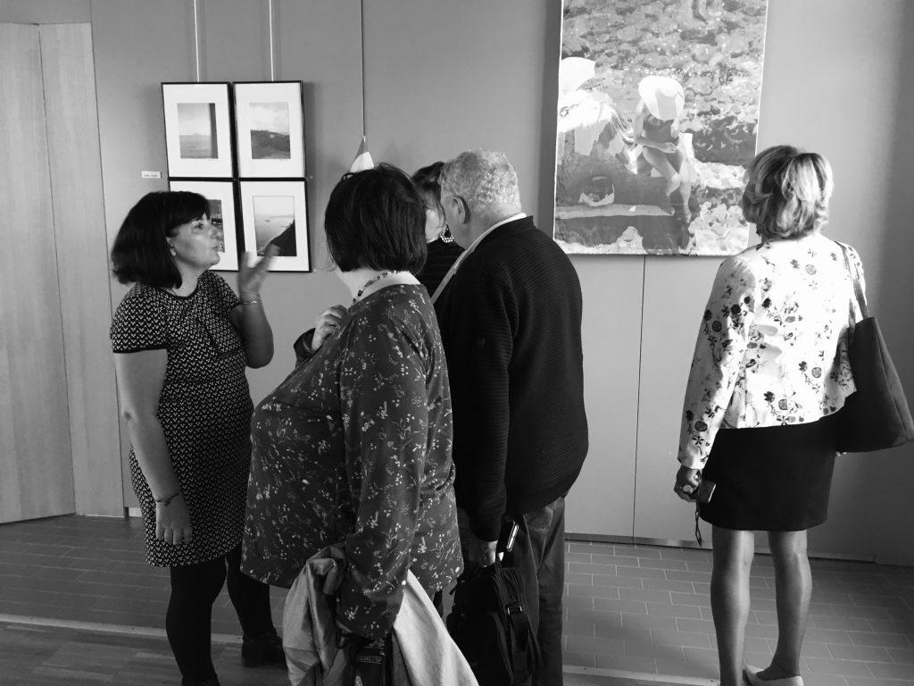 Préfailles,Exposition Italia,@ Fabienne Alliou lucas, 2019
